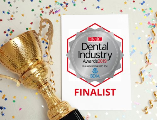 Finalists at the Dental Industry Awards for the fifth consecutive year!